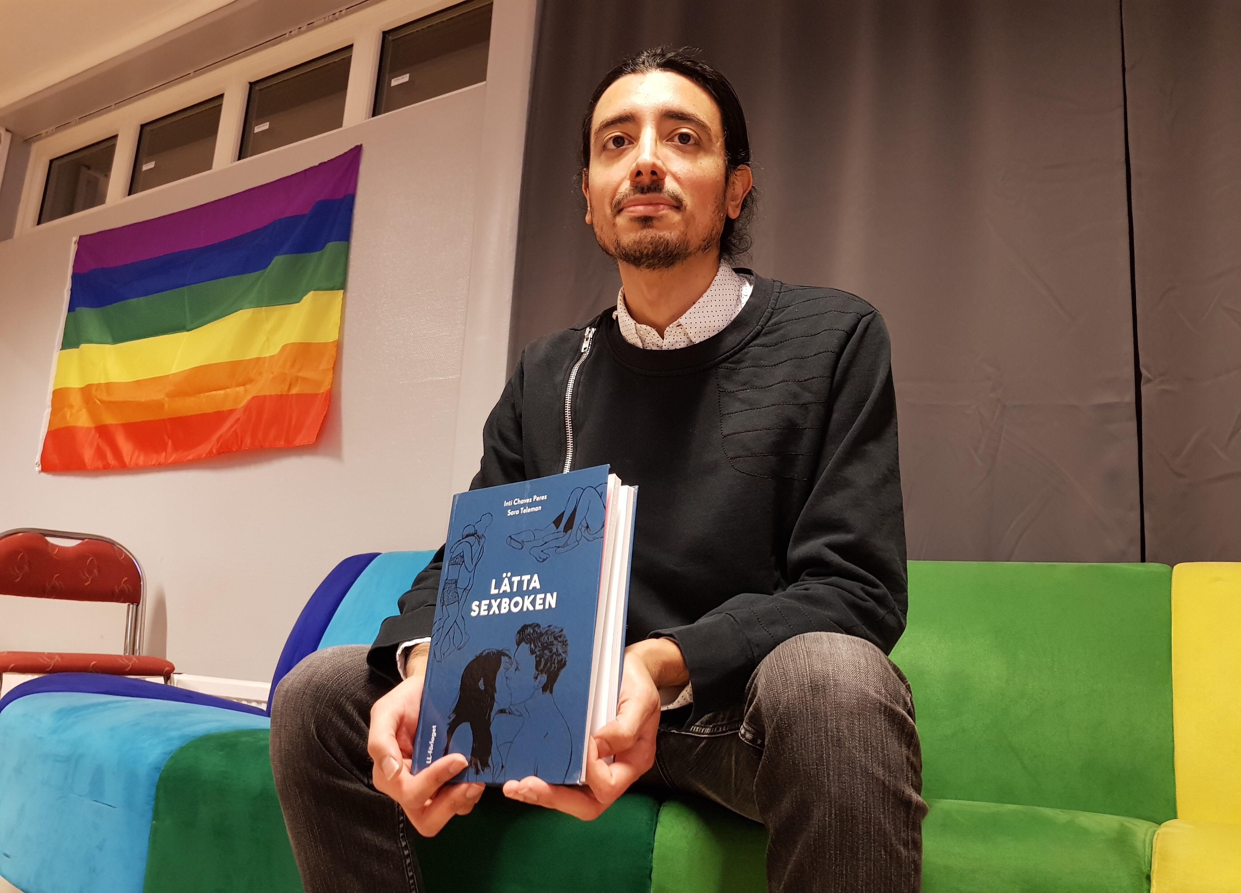 Hbtq-föreläsningen Pride hölls på fritidsgård